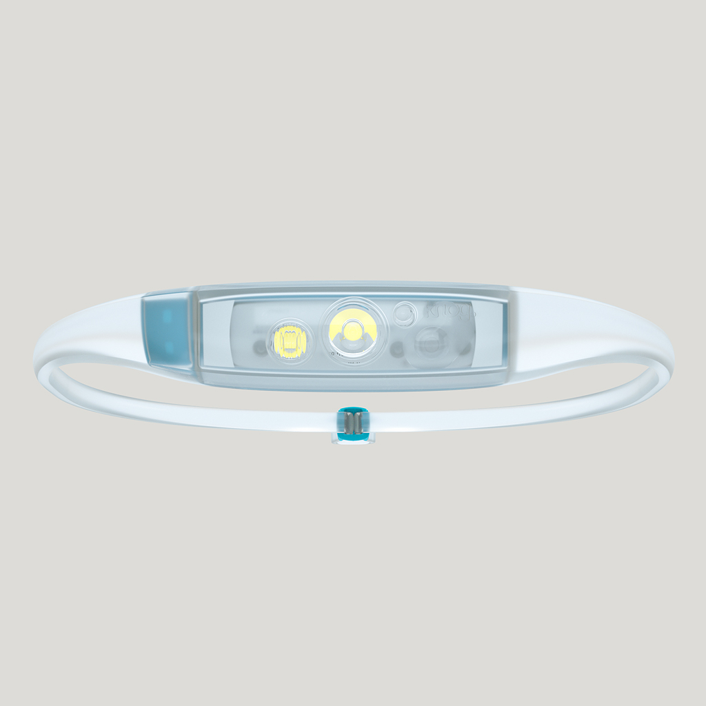 Knog Quokka Run USB Rechargeable Headlamp Grape